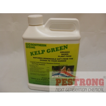 Kelp Green Liquid Organic Fertilizer - Qt