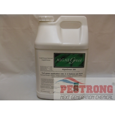 AlgaeGreen Cold Process Seaweed Liquid Fertilizer - 2.5 Gal
