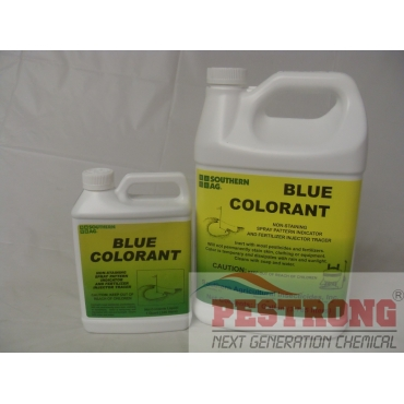 Blue Spray Dye Colorant - Qt - Gallon