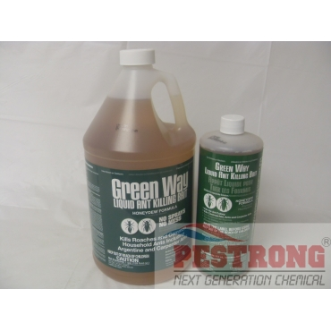 Green Way Liquid Ant Killing Bait Gourmet - 32 Oz - Gallon