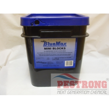 Generation BlueMax Mini Blocks Rat Mice Rodenticide-16Lbs