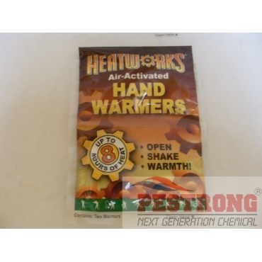 Heatworks Warmers Pack - 2 Packs