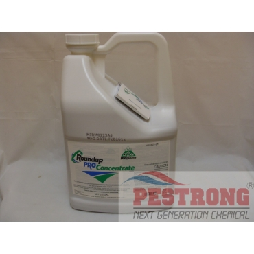 Roundup Pro Concentrate Grass and Weed Killer Herbicide - 2.5 Gallons