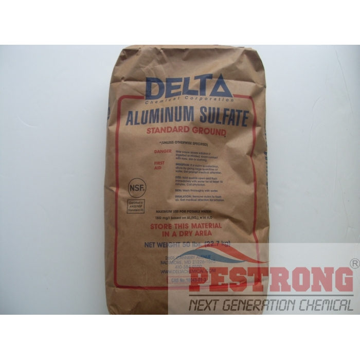 Aluminum Sulfate Granules Fertilizer   5   50 Lb