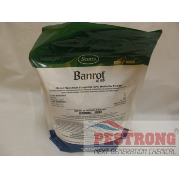 Banrot 40 WP Broad Spectrum Fungicide - 2 Lb