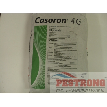 Casoron 4G Dichlobenil Weed and Grass Killer-50Lbs