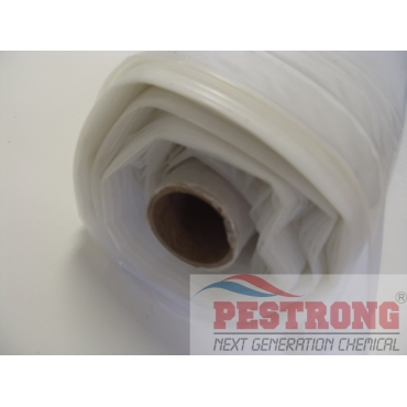 Crawl Space Plastic Vapor Barrier Sheeting-10x100x4mil