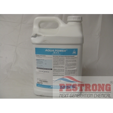 Aqua Power 5-1-1 Liquid Fish Fertilizer - 2.5 Gallon