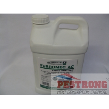 Ferromec AC 15-0-0 Liquid Fertilizer 6% Iron - 2.5 Gal