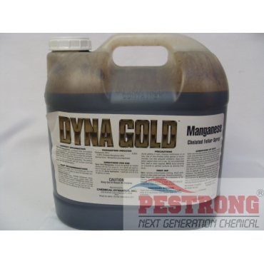 Dyna Gold Chelated Manganese 5% Liquid Fertilizer - 2.5 Gallons