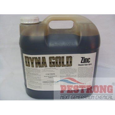 Dyna Gold Chelated Zinc 7% Liquid Fertilizer - 2.5 Gallons