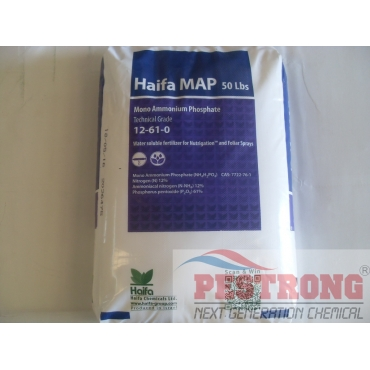 MAP Mono Ammonium Phosphate Fertilizer 12-61-0 - 50 Lb