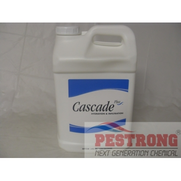 Cascade Plus Soil Surfactant - 2.5 Gallon