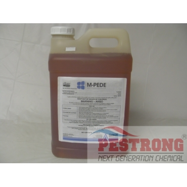 M-Pede Insecticidal Soap - 2.5 Gal