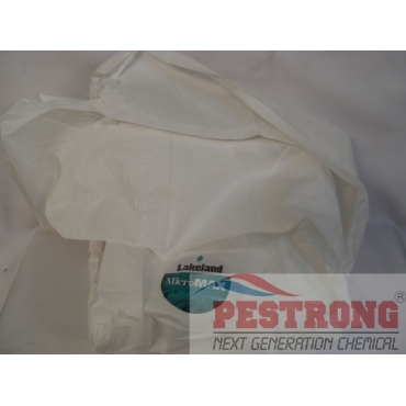 Micromax Tyvek Coveralls Disposable Spray Suit