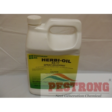 Herbi-Oil 83-17 Surfactant for Herbicide - 1 Gallon