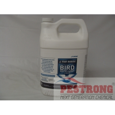 4 The Birds Transparent Bird Repellent - Gallon
