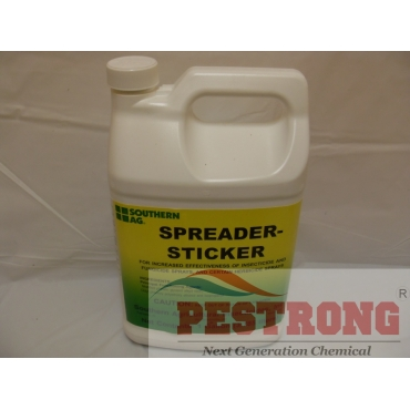 Spreader-Sticker for Herbicide Insecticide - 1 Gallon