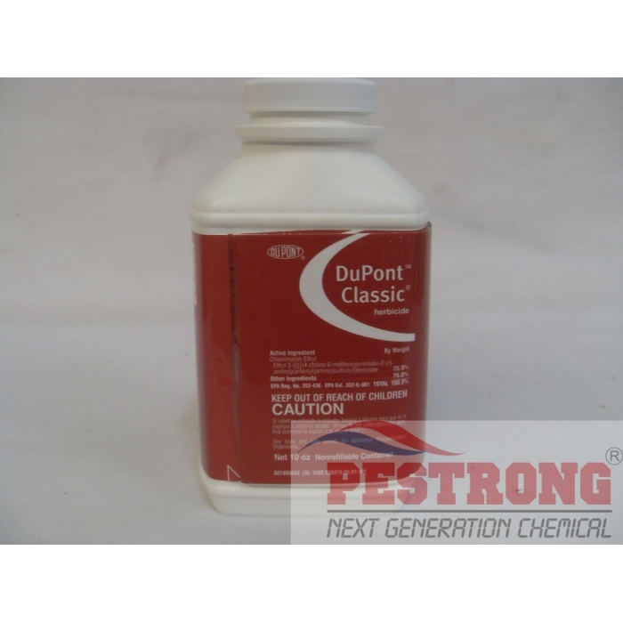 dupont classic herbicide dupont classic df herbicide oz dupont classic 25df herbicide 10 oz