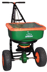 accupro 2000 rotary spreader