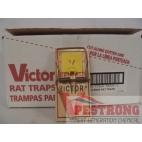Victor Rat Traps M326  - 12 Snap Traps
