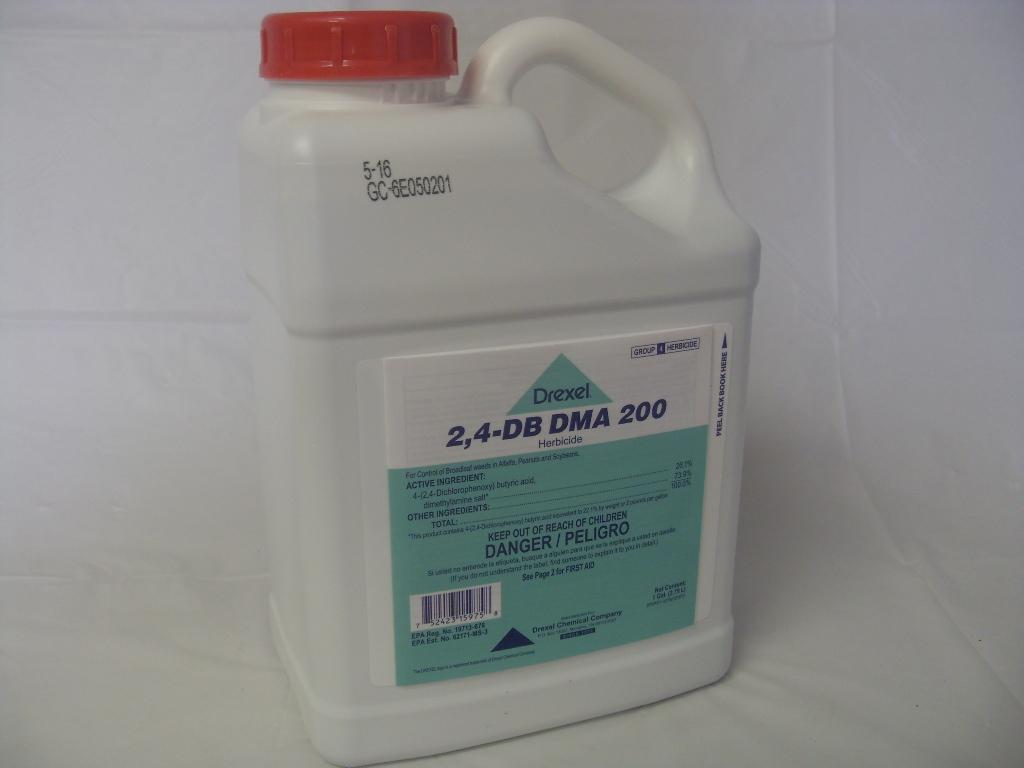 2,4-DB DMA 200 Generic Butyrac 200 Herbicide - Gallon