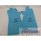 """Sol-Vex ESD Nitrile Gloves, 15mil, 13""""L"""