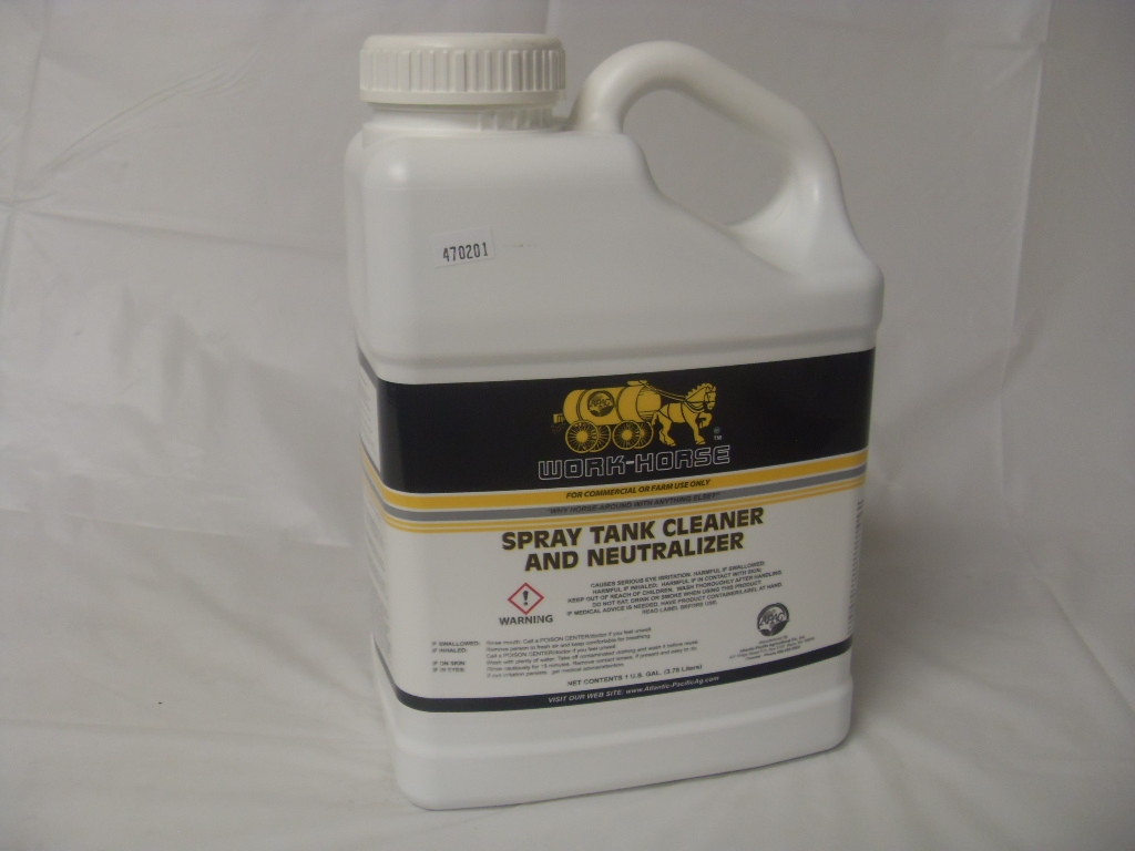 WorkHorse Spray Tank Cleaner and Neutralizer - Gallon