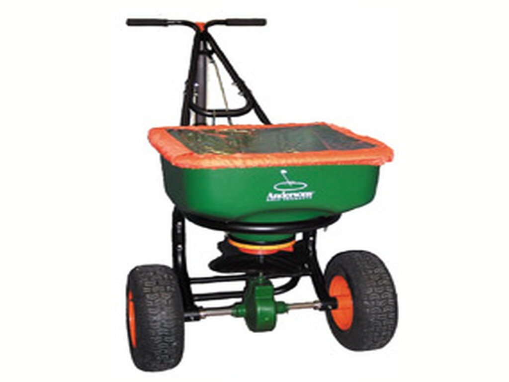 Accupro 2000 Rotary Spreader Andersons Scotts Commercial