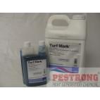Turf Mark Spray Indicator Blue Colorant Dye - Qt - 2.5 Gallon